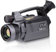 P660 - a portable high resolution thermal imaging camera