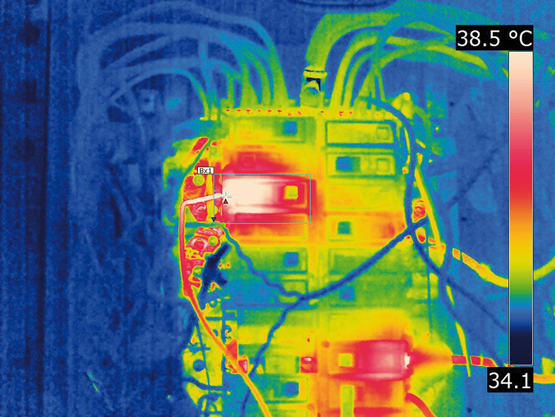 Hi Res Thermal - circuit board