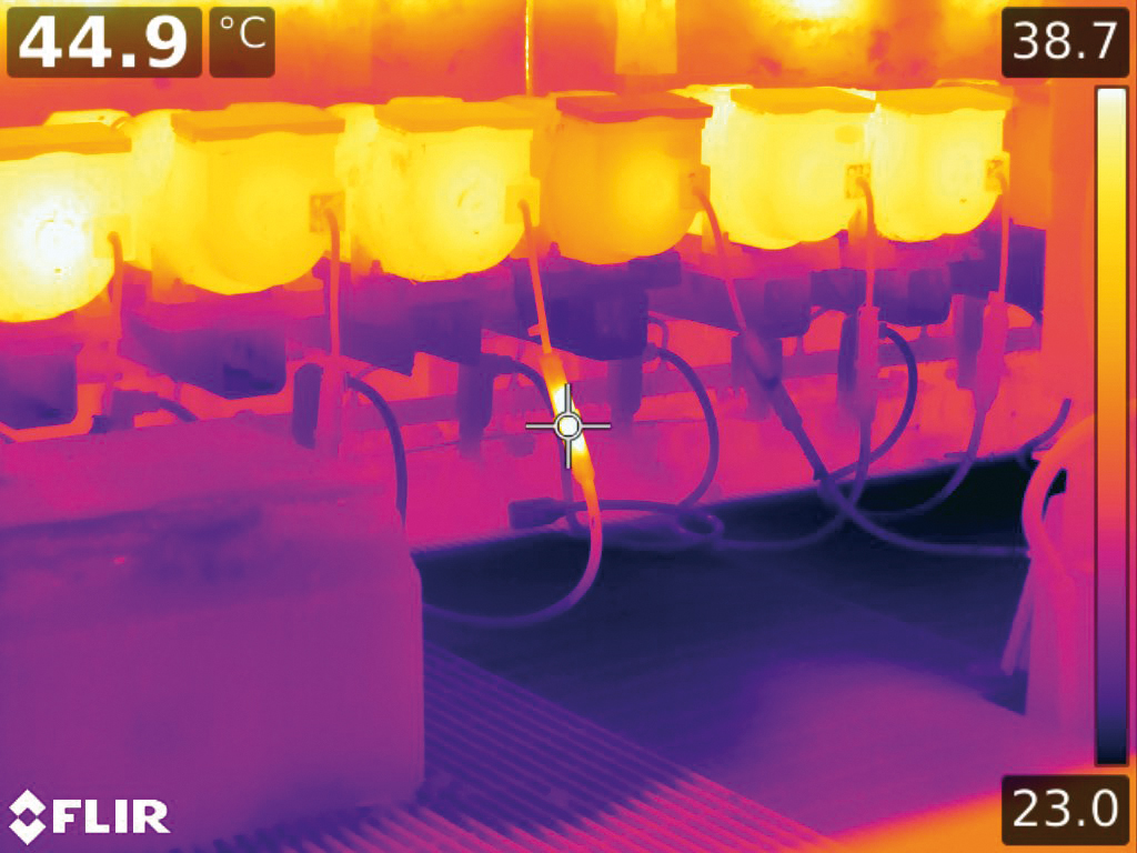 Hi Res Thermal - electrical joint