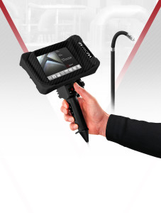 VUCAM - Portable Video Endoscope